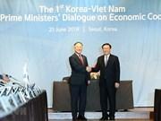 Efectúan Vietnam y Corea del Sur primer Diálogo Económico a nivel de viceprimer ministro