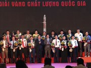 Vietnam honra a sus mejores empresas en Hanoi