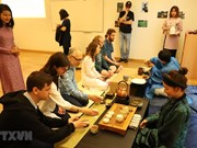 Divulgan cultura de Vietnam en universidad de Alemania