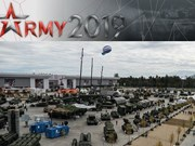 Participa Vietnam en Foro Técnico Militar Internacional en Rusia