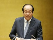 Entrará en servicio nuevo sistema informativo para actividades del Gobierno de Vietnam
