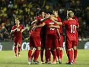 Propone Vietnam aumentar número de futbolistas participantes en Juegos del Sudeste Asiático 2019