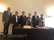 Impulsan Vietnam y Reino Unido cooperación en comercio e inversión