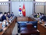 Impulsan cooperación en comercio e inversión entre localidades de Vietnam y Corea del Sur