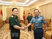 Efectúan Vietnam e Indonesia primer Diálogo sobre Políticas de Defensa