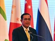 Exhorta primer ministro tailandés a modernización en subregión del Mekong