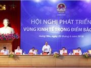 Pide primer ministro vietnamita mayores esfuerzos para desarrollar zona económica clave del Norte