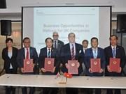 Buscan localidades vietnamitas atraer inversiones de Reino Unido