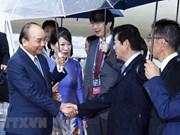 Primer ministro vietnamita responde a prensa japonesa en ocasión de su participación en la Cumbre del G20