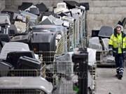 Fabricante japonés de fotocopiadoras Fuji Xerox cierra planta de reciclaje en Tailandia