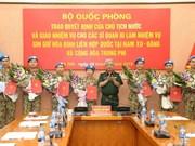 Enviará Vietnam otros siete combatientes a misiones de paz en África