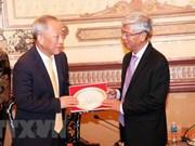 Apoya Ciudad Ho Chi Minh participación de grupo chino en construcción de infraestructuras