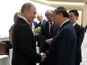 Dialoga premier de Vietnam con líderes mundiales al margen de Cumbre de G20