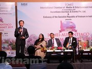 Divulgan el turismo vietnamita en la India