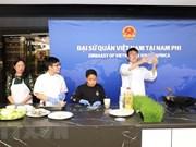 Celebran en Sudáfrica Festival Cultural de ASEAN