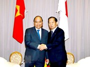 Premier vietnamita trabaja en la prefectura japonesa de Wakayama