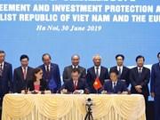 Aprovecha acuerdo de libre comercio Vietnam-EU EVFTA