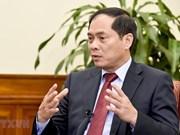 Elevarán nuevos acuerdos entre Vietnam y UE la asociación estratégica bilateral