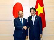 Proyectan Vietnam y Japón fortalecer confianza política