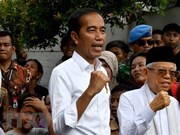 Auncian oficialmente en Indonesia reelección de Joko Widodo como presidente