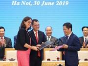 Espera comunidad empresarial europea la pronta ratificación de TLC con Vietnam