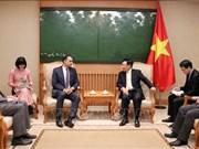 Vietnam atesora relaciones con ADB, vicepremier y canciller Pham Binh Minh
