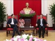 Vietnam destaca colaboración de ADB
