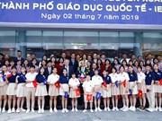 Primer Ministro visita la Ciudad de Educación Internacional de Quang Ngai