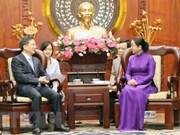 Promueve Ciudad Ho Chi Minh nexos con localidad china