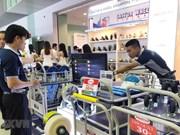 Reportan nutrida participación en exposición internacional de ingeniería MTA Vietnam 2019