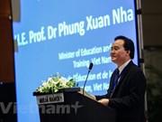 Efectúan en Vietnam Foro de la UNESCO sobre Educación para el Desarrollo Sostenible