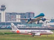 Ajustan aerolíneas vietnamitas horarios de sus vuelos por tifón Mun