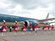 Inaugura Vietnam Airlines vuelos directos a Rusia
