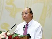Insta premier vietnamita unir esfuerzos para completar las metas socioeconómicas nacionales