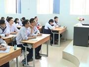 Apunta Vietnam a crear sistema educativo diversificado y de alta calidad