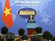 Vietnam exhorta al respeto a soberanía de las naciones y ley internacional en Mar del Este