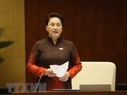 Presidenta de la Asamblea Nacional de Vietnam realizará visita oficial a China