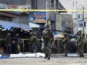 Implementarán en Filipinas nuevas medidas de seguridad para prevenir atentados suicidas
