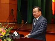 Evalúan que mercado de capitales de Reino Unido será importante para desarrollo de Vietnam