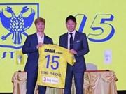 Futbolista vietnamita descrito por la prensa belga como emergente estrella de Asia