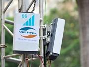 Tres proveedores de telecomunicaciones con licencia para probar 5G