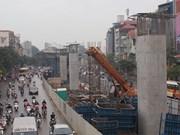 Hanoi busca financiar proyecto de ferrocarril urbano con préstamos preferenciales