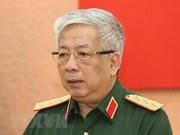 Robustecen Vietnam y Francia cooperación en defensa