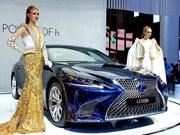 Celebrarán en octubre próxima la mayor exposición de autos en Vietnam
