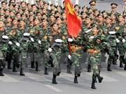 Resaltan labores políticas y militares de las Fuerzas Armadas vietnamitas
