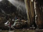 Cuevas únicas en la provincia vietnamita de Thai Nguyen despiertan curiosidad de visitantes