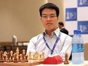 Ganó jugador vietnamita torneo Abierto Internacional de Ajedrez en EE.UU.