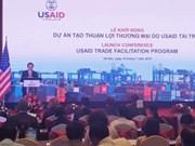 Implementan en Vietnam del Acuerdo de Facilitación al Comercio