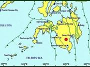 Sacude sismo de magnitud 5,3 a Filipinas