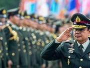 Premier de Tailandia pone fin al gobierno militar